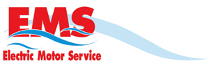 Electric Motor Service Logo
